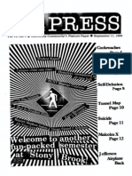 The Stony Brook Press - Volume 11, Issue 1