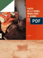 Montecino Sonia-Voces de La Tierra Modelando El Barro