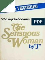 The Sensuous Woman - J