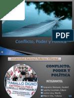 Conflicto, Poder y Política
