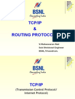 TCP IP Routing protocols
