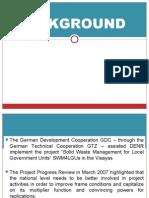 National Solid Waste Management Commission SWM Diagnosis Workshop Backgrounder