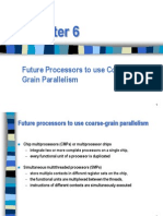 future processor use