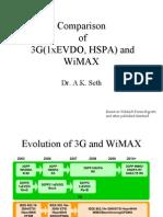 EVDO, HSPA & WiMAX-4