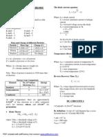 formula for electronics