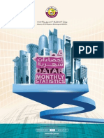Qatar Monthly Statistics Edition 5 for Print