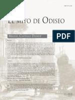 Castillo, M. - El Mito de Odiseo