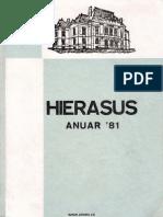 Hierasus IV 1981