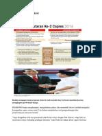 Artikel Pilihan Media Indonesia 16 Juni 2014