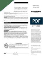 Pfu DNA Polymerase Protocol