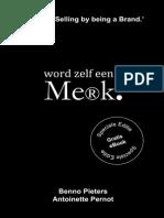Gratis eBook Word Zelf Een Merk! v2014
