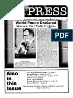 The Stony Brook Press - Volume 11, Issue 6