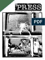 The Stony Brook Press - Volume 11, Issue 8