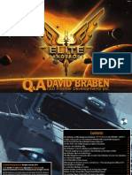 Elite Dangerous.David Braben Answers Questions