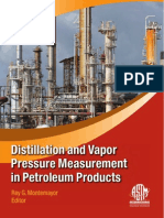Distillation and Vapor Pressure Measurement in Petroleum Products