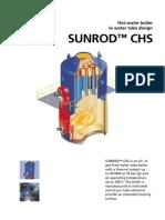 SUNROD CHS Hotwater Boiler