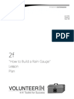 How to Build a Rain Gauge Lesson Plan 2 f