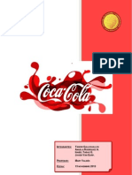 Coca Cola, estados financieros