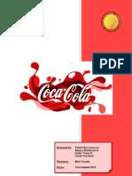 Coca Cola, estados financieros