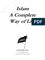 Islam a Complete Way of Life jasas
