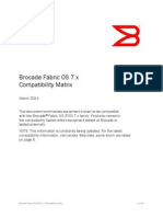 Brocade Compatibility Matrix Fos 7x Mx