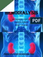 Hemodialysis Ppt