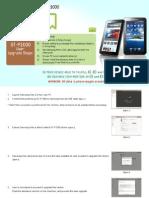 Galaxy Tab p1000 Android 2.3