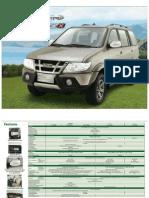 Crosswind SportivoX Brochure