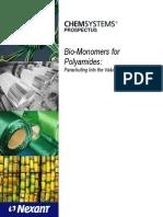 STMC12 Bio Polyamides Prospectus