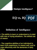 EQ Presentation