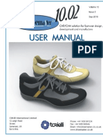 Manual Shoemaster 10.02