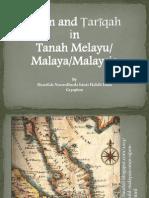 Islam in Tanah Melayu-Malaya