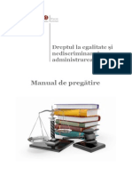 Manual Pentru Magistrati Proiect Progress 2012