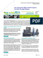 IPMA Press Release