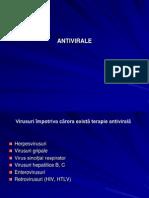 antivirale antifungice