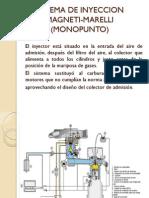 Sistema Magneti Mareli(Monopunto)