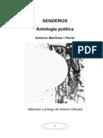 Senderos (antología poética)