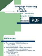 221418720 Natural Language Processing