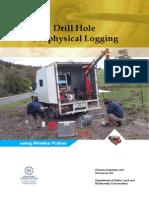 Drill Hole Geophysical Logging