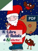 Libro Di Natale Di Naturino