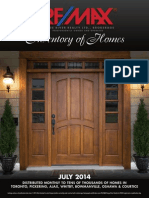 Inventory of Homes July 2014 Issue