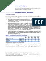 Convergence Programme November 2007 2 Macroeconomic Scenario