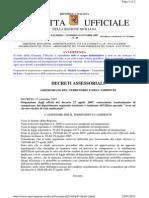 Cuspilici 2007 Revoca Istituzione Ufficio Speciale Ufficio Speciale Affidamento Competenze