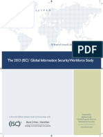 2013 Global Information Security Workforce Study Feb 2013