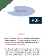 Minggu 7 Socialism