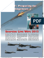 Exercise Livewire 2013