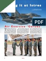Exercise Garuda