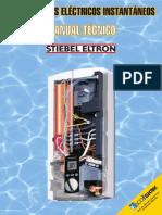 Manual Calentadores STIEBEL