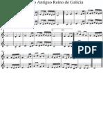 Himno Antiguo de Galicia