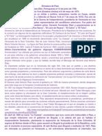Dictadura de Páez